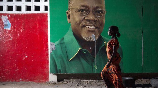 Critics say Mr Magufuli is showing he is intolerant of dissent