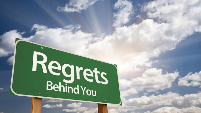 regretddd